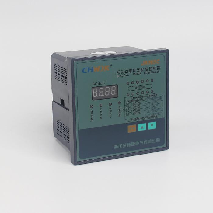 JKW 无功功率自动补偿控制器