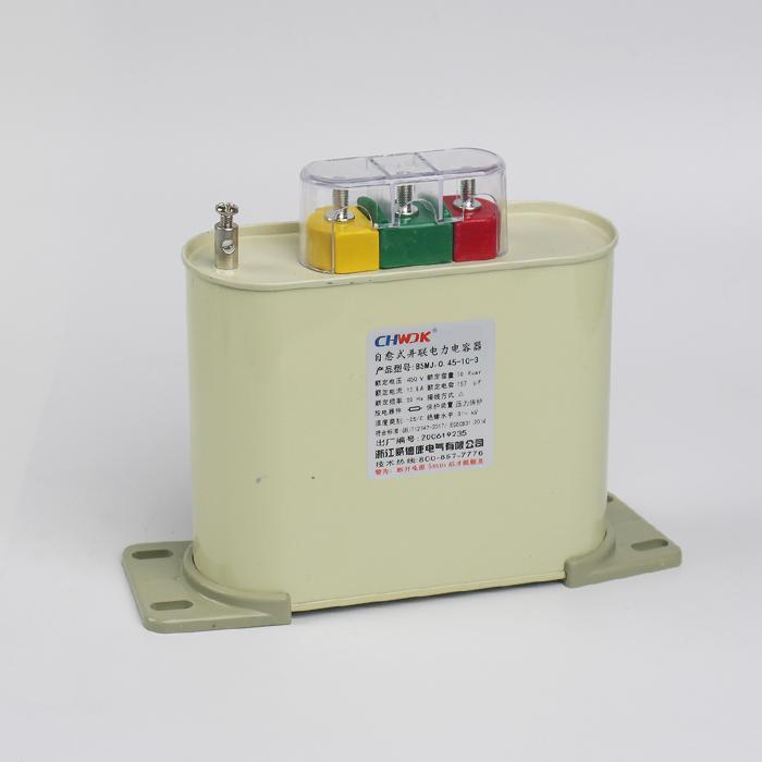 BLMJ 自愈式低电压电容器