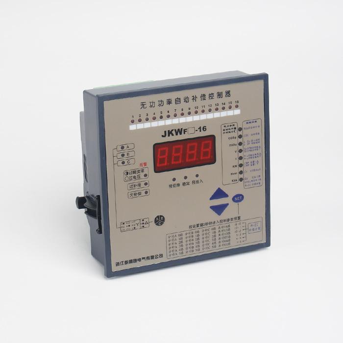 JKWF 无功功率分相自动补偿控制器